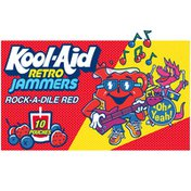 Kool-Aid Jammers Rock-A-Dile Red Mixed Berry Artificially Flavored Soft Drink