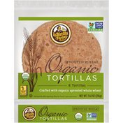 La Tortilla Factory Sprouted Wheat Organic Tortillas