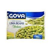 Goya 100% Natural Lima Beans, Frozen