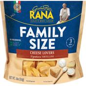 Giovanni Rana Tortelloni, Cheese Lovers, Family Size