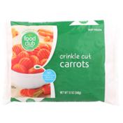 Food Club Crinkle Cut Carrots