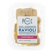 PCC Fresh Pasta Mushroom Ravioli