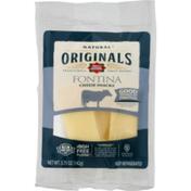 Dietz & Watson Originals Fontina Cheese Snacks
