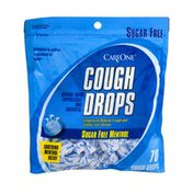 CareOne Cough Drops Sugar Free Menthol - 70 CT