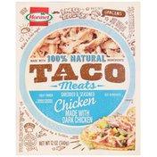 Hormel Taco Meats Shredded & Seasoned Chicken
