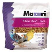 Mazuri Mini Diet Bird Food