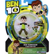 Ben 10 Ben Tennyson & Grey Matter