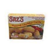 Sazs Cheese Curd Cheddar
