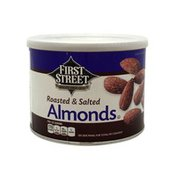 First Street Roasted & Salted Almonds