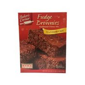 Baker's Corner Fudge Brownie Mix