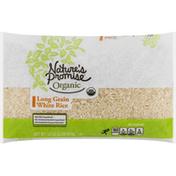 Nature's Promise White Rice, Long Grain