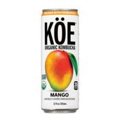 KÖE Organic Kombucha Mango