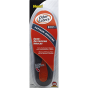Odor-Eaters Insoles, Odor-Destroying, Fatigue-Reducing