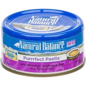 Natural Balance Delectable Delights Purrrfect Paella Adult Cat Food