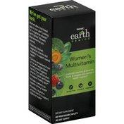 GNC Women's Multivitamin, Vegetarian Caplets