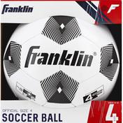 Franklin's Teleme Soccer Ball, Official Size 4