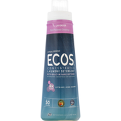 ECOS Laundry Detergent, Lavender, Concentrated