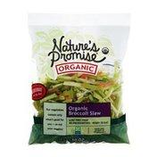 Nature's Promise Organic Broccoli Slaw