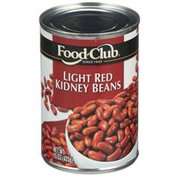 Food Club Light Red Kidney Beans