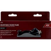 Ace Bakery Black Plane, Adjustable, Heavy Duty, 7 Inch