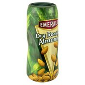 Emerald Supplements Dry Roasted Almonds