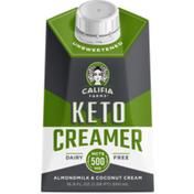 Califia Farms Keto Creamer - Unsweetened