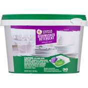 Ahold Dishwasher Detergent, Triple Action, Ultimate Clean