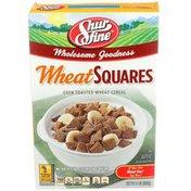 Shurfine Wheat Squares