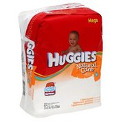 Huggies Baby Wipes, Mega, Lightly Scented