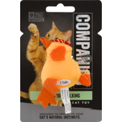 Companion Cat Toy, Look Who's Talking
