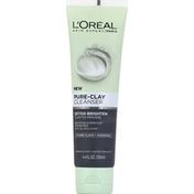 L'Oreal Pure-Clay Cleanser, Detox-Brighten