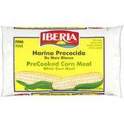Iberia Precooked White Corn Meal