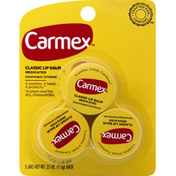 Carmex Lip Balm, Classic, Medicated