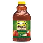 Mott's Natural 100% Apple Juice