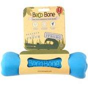 Large Blue Beco Bone Dog Toy