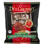 DelGrosso Grandma Murf's Italian Style Meatballs