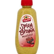 ShopRite Mustard, Spicy Brown