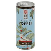 Kohana Coffee, Cold Brew, Sweet Black