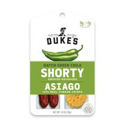 Duke's Sausage Hatch Green Chili And Asiago Cheese Crisps