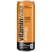 Glaceau Vitaminwater Vitamin Water Energy Mango Orange