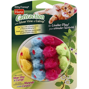Hartz Cat Toys, Cattraction with Silver Vine & Catnip