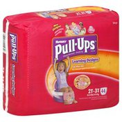 Pull-Ups Training Pants, Learning Designs, Size 2T-3T (18-34 lbs), Disney Princess, Mega