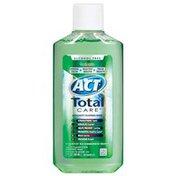Act Anticavity Fluoride Fresh Mint Mouthwash