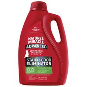 Nature's Miracle Advanced Cat Stain & Odor Remover