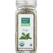 Pacific Coast Organic Sage