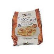 PF Sea Scallops With Garlic Butter Sauce