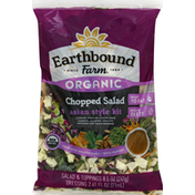 Earthbound Farms Chopped Salad, Organic, Asian Style Kit