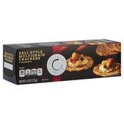 Culinary Circle Crackers, Multigrain, Deli-Style