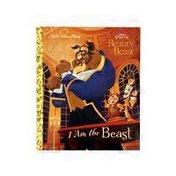 Random House Disney Beauty & the Beast I Am the Beast Hardcover