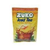 Zuko Peach Pwdered Iced Tea Drink Mix